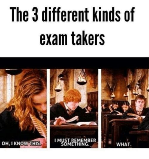I'm a mix between all of them, dependeng on the class and the type of question they're asking