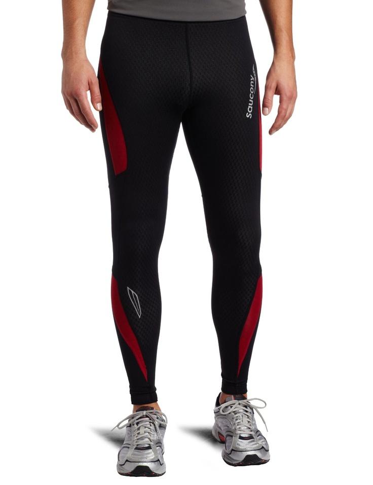 Saucony AmpPro2 Training Tight, (running, tights, winter running gear, compression, cycling, runningpants, sauconny tights, training, men, pants), via https://myamzn.heroku.com/go/B003YP7B0A/Saucony-AmpPro2-Training-Tight