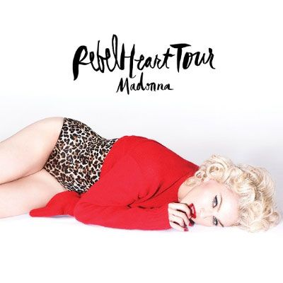 Madonna Rebel Heart Tour Dates #madonna