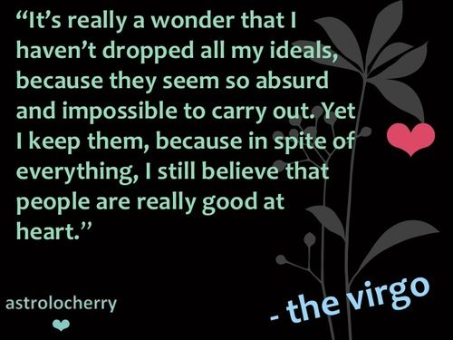 Virgo Woman | Quotes About Virgo Woman. QuotesGram