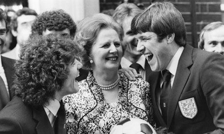 No. 10 - Thatcher's education secretary from 1986-89, Kenneth Baker, transformed the state school system, paving the way for GOVE today.  No.  13. - Murdoch's Sun switched from backing Labour to the Tories for the 1979 election that launched Thatcher - and they supported each other ever after.  No. 17 - Thatcher as PM led to the creation of New Labour and the emergence of Tony Blair as a leader.