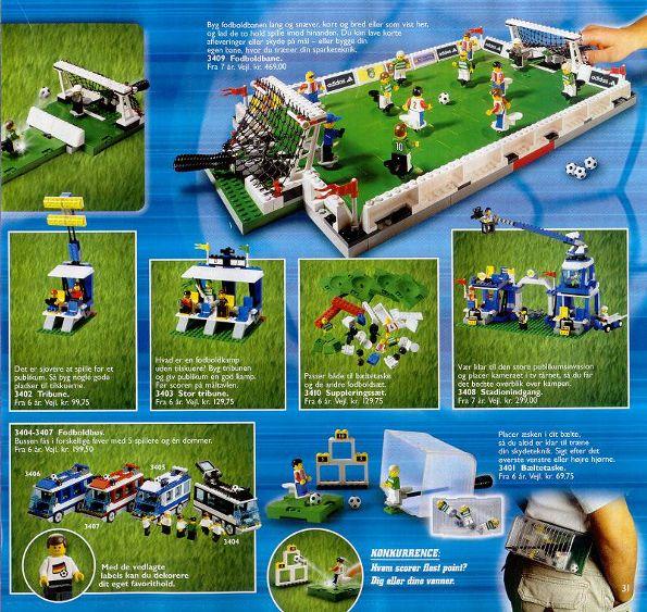 lego soccer set instructions