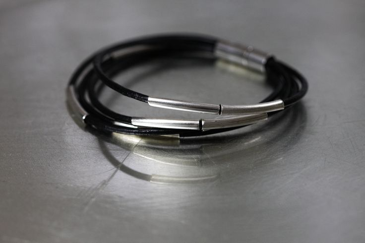 Half moon wrap bracelet, £6.50
