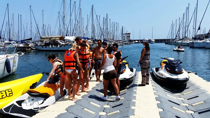 Jet Ski Port Barcelona