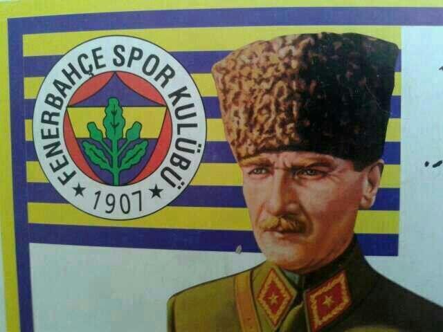 Atatürk ve Fenerbahçe:)