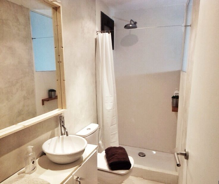 Barceloneta apartment refurbishment, bathroom