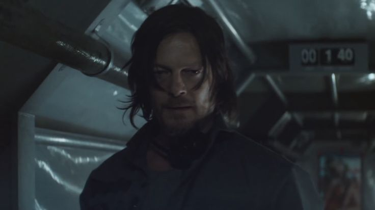 Exclusive Comic-Con Preview: Norman Reedus on His New Post-Apocalyptic Movie AIR and Season 6 of THE WALKING DEAD