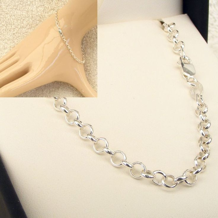 Buy Sterling Silver Belcher Chain (MM-BEL-0023) online at Chain Me Up