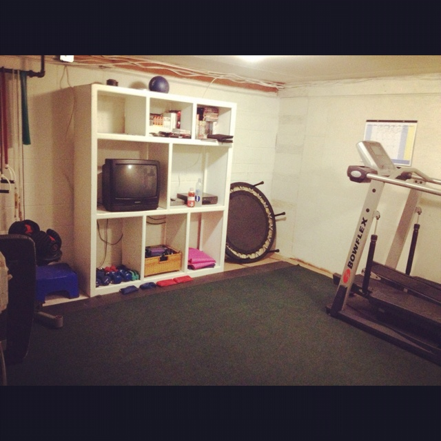 Best basement workout room ideas on pinterest