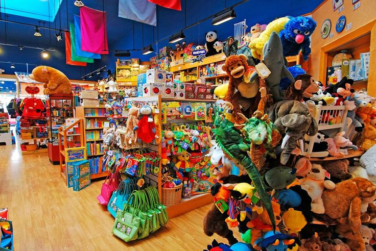 13 Independent Toy Stores WeLove - San Francisco US