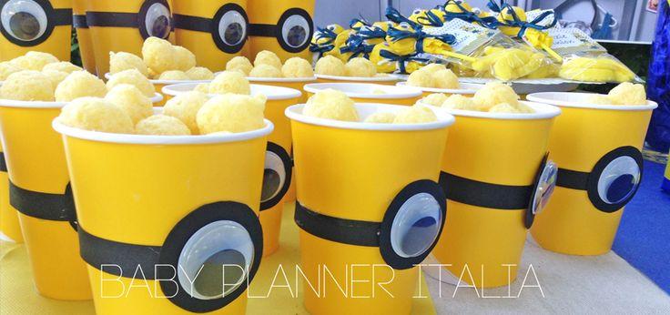 Baby Planner Italia - Festa di compleanno tema Minions! #birthday #party #minions