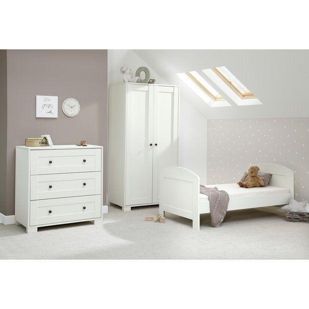 best 25 white nursery furniture ideas on pinterest grey. Black Bedroom Furniture Sets. Home Design Ideas