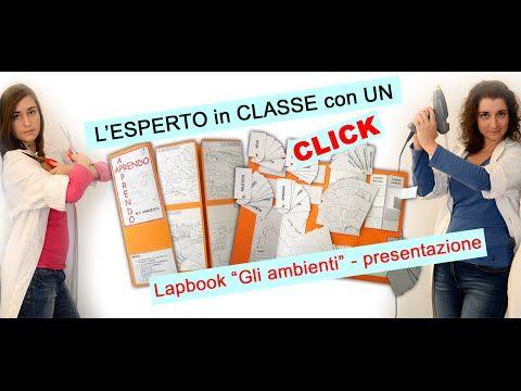 """APRENDO - APPRENDO: """"4 ambienti in un solo Lapbook"""" - presentazione - YouTube"""
