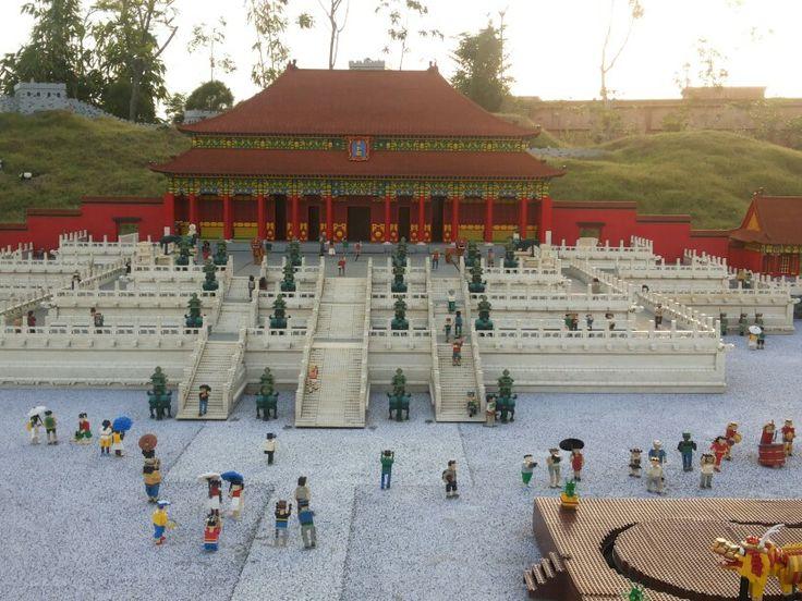 Tian An Men, Legoland, Johor Bahru, Malaysia