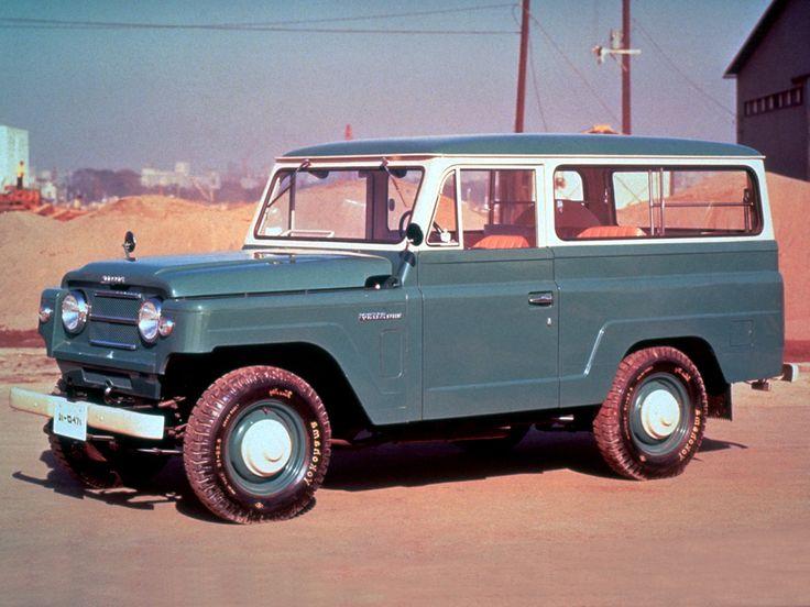 Nissan_Patrol_SUV 3 door_1962