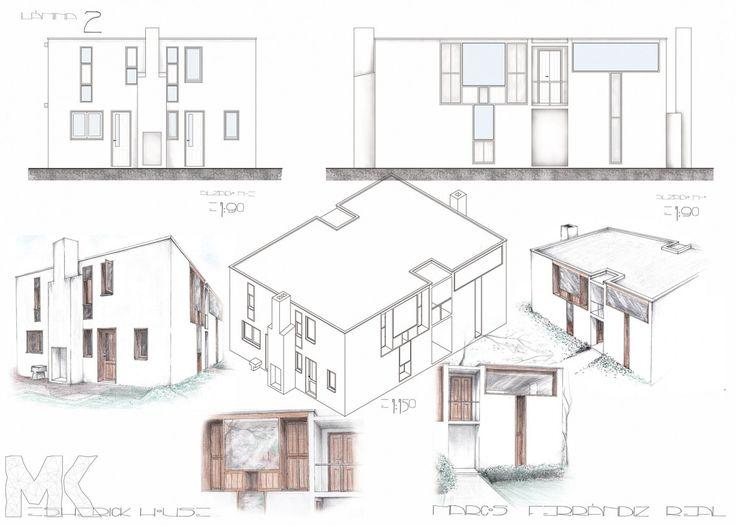 Markitecto » ESHERICK HOUSE | Esherick House | Pinterest | Esherick House,  Louis Kahn And Architecture