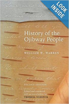 History of the Ojibway People - William Warren (Ojibwe)