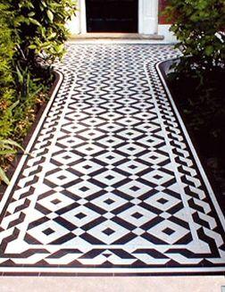 Colliford Olde Victorian Floor Tiles Floor Tiles