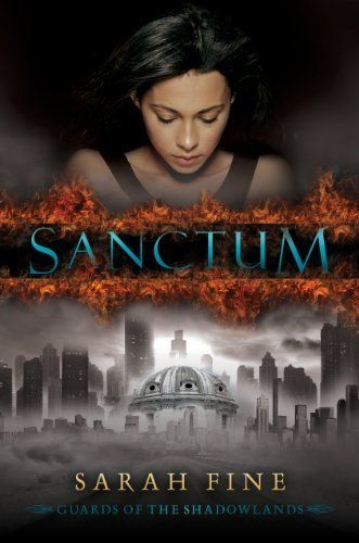 Today's Kindle Teens Daily Deal is Sanctum ($1.99), the first novel in Sarah Fine's Guards of the Shadowlands YA urban fantasy series. Although a relatively newly published author (this came out in October), she has another book coming out next year and a contract for two more starting in 2014, so we'll be seeing more of her work in the future.