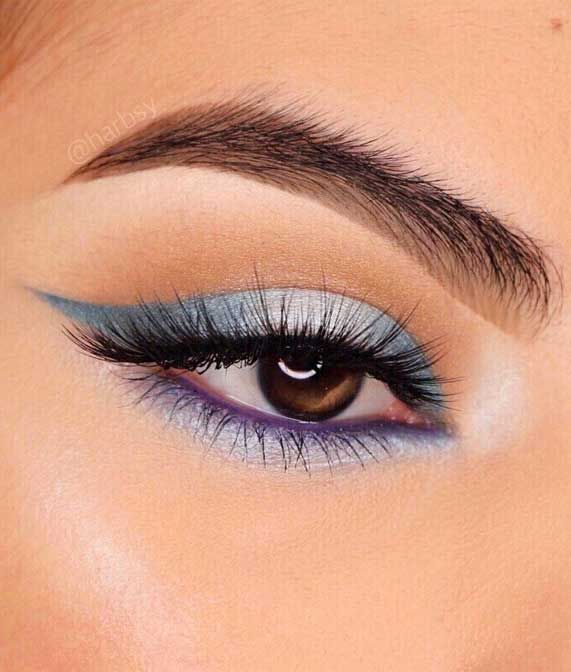 These Eye Makeup Looks Will Give Your Eyes Some Serious Pop Eye