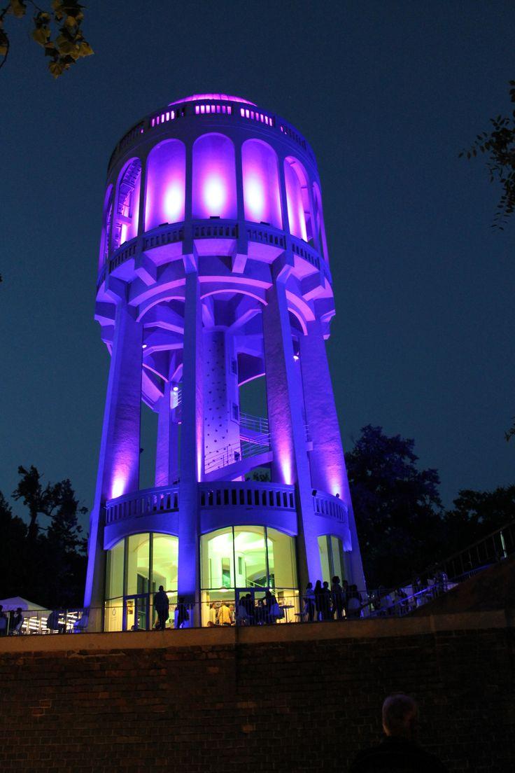 Water Tower, Debrecen