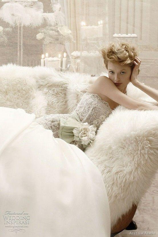 Robe de mariée - Atelier Aimée