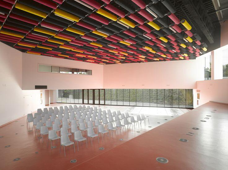 MTM Arquitectos > Edificio de Servicios Plaza Mayor. UAM