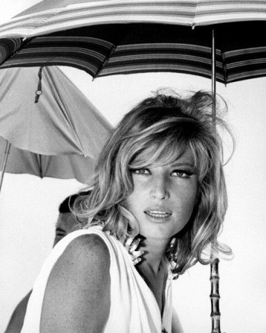 The 10 Most Iconic Italian Beauties of All Time – Vogue - Monica Vitti
