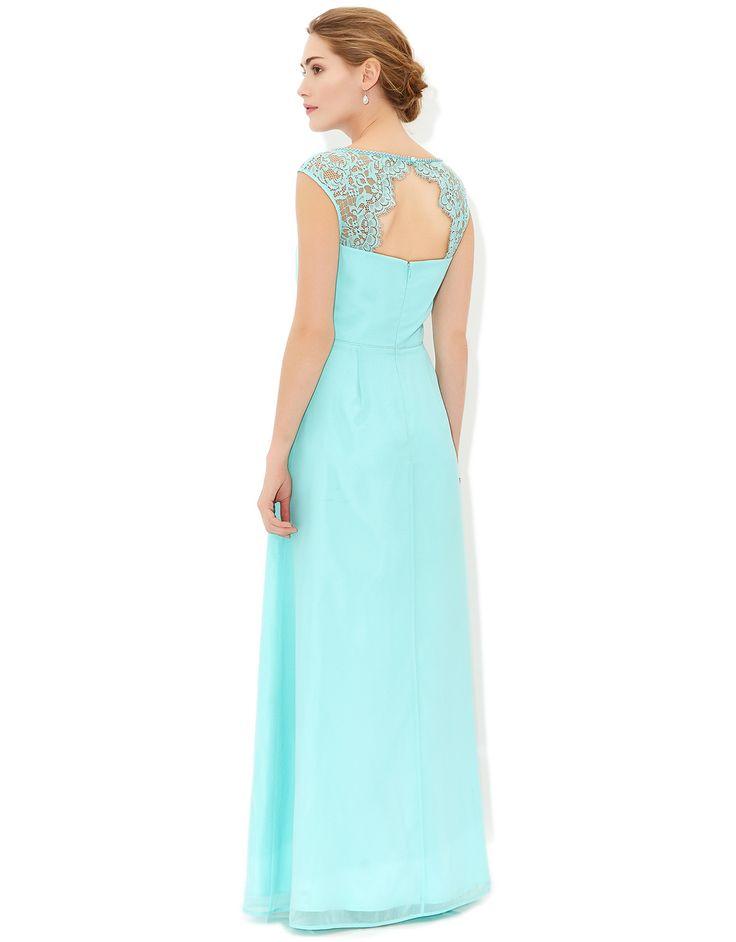 Maisie Maxi Dress | Blue | Monsoon