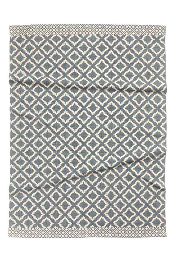 Tapete em algodão estampado | H&M