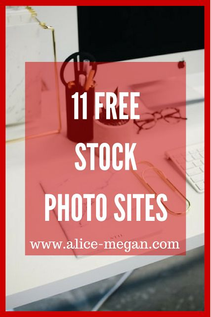 The best free to use stock photo sites