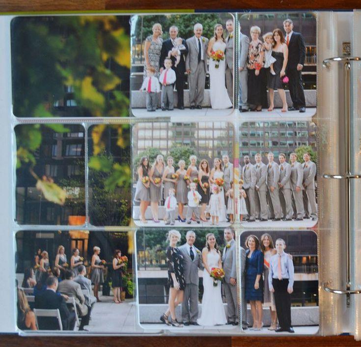 Love This Project Life Wedding Album