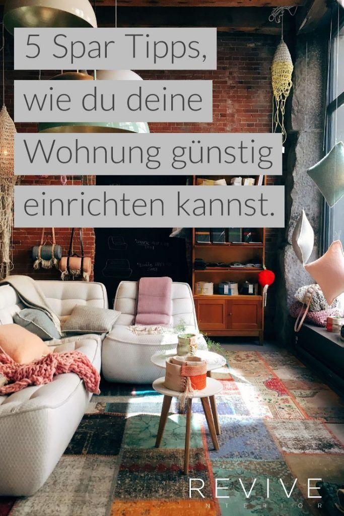 5 Schlaue Tipps Wie Du Deine Wohnung Mit Gebrauchten Möbeln In Eine