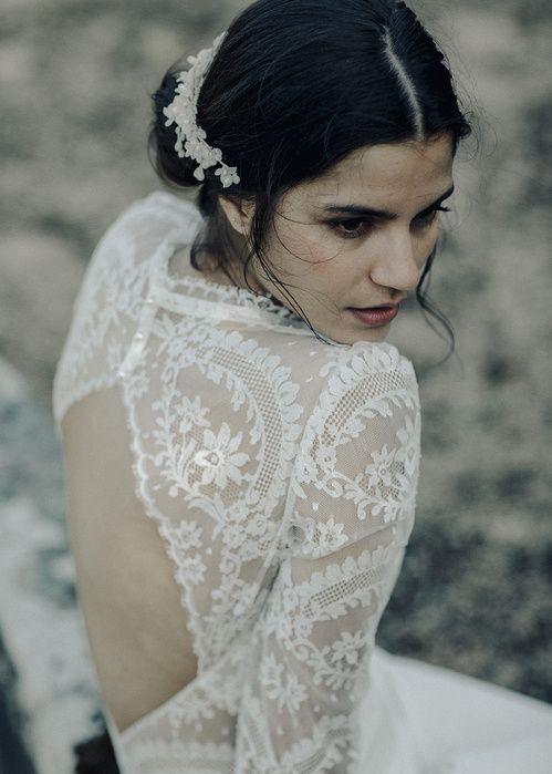 Couronnes de fleurs heandband Laure de Sagazan x Mimoki accessoire mariee mariage 18