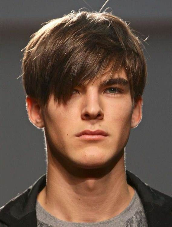 Fashion And Style Teen Boy Hairstyles Pinterest Hair Styles
