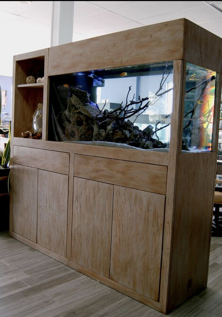 Best 25+ Fish tank stand ideas on Pinterest | Tank stand, Diy aquarium stand and Fish tank with ...