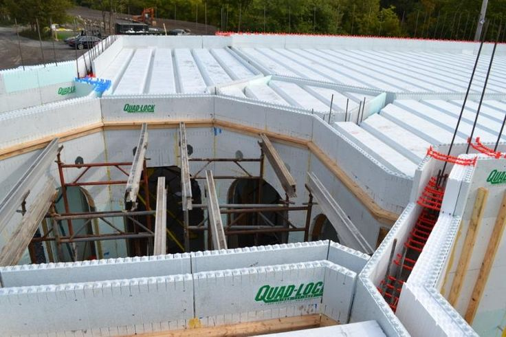 Best 25 Insulated Concrete Forms Ideas On Pinterest