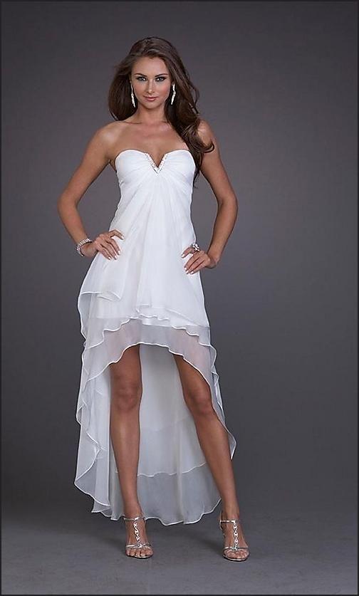 10  ideas about Short Wedding Dresses on Pinterest  Tea length ...