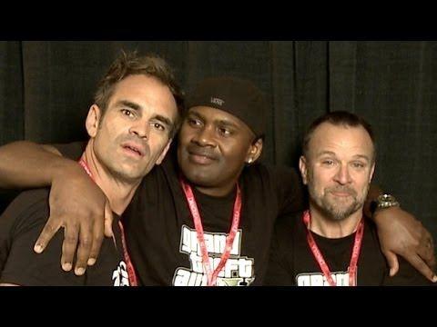GTA 5: Michael, Franklin, and Trevor in the Flesh