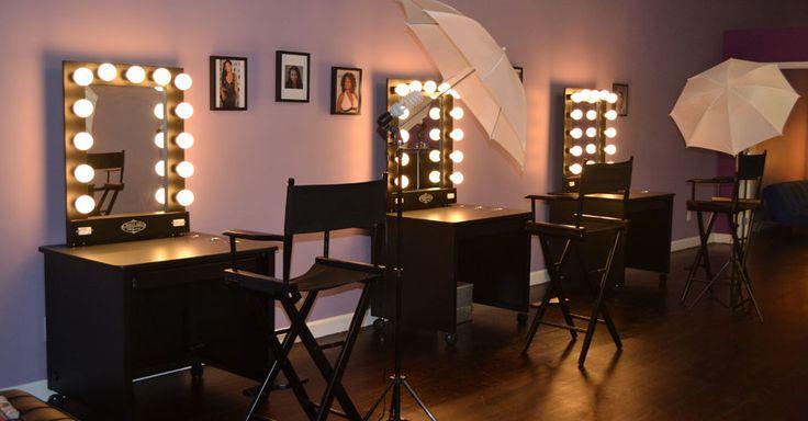 Slideshow Image 2 : Ideas for a Makeup Studio : Pinterest