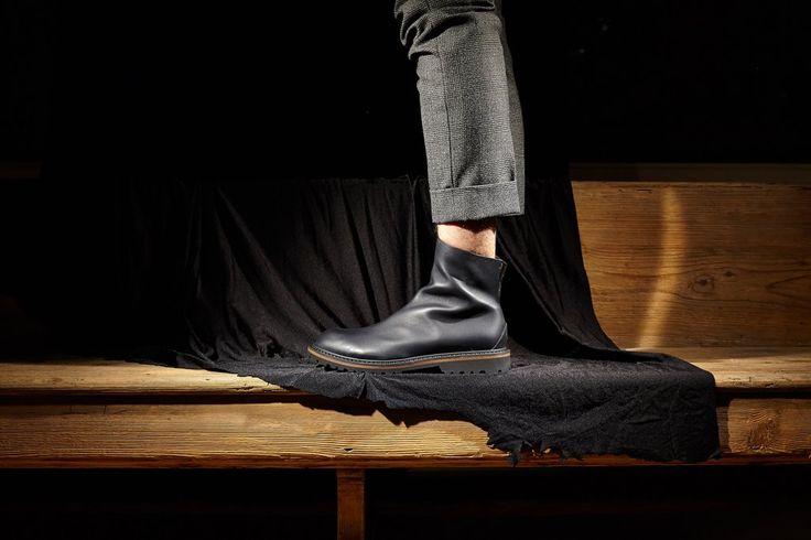 Peter Non Doppelgänger Autumn Winter 2017 Men's shoes - Erebus