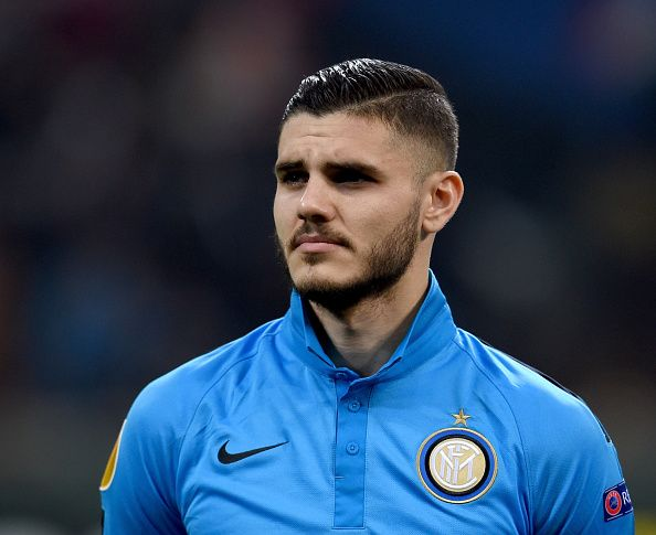 mauro icardi | Mauro Icardi's composure and attitude might be the difference in the ...