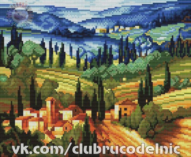 Valle de Toscana