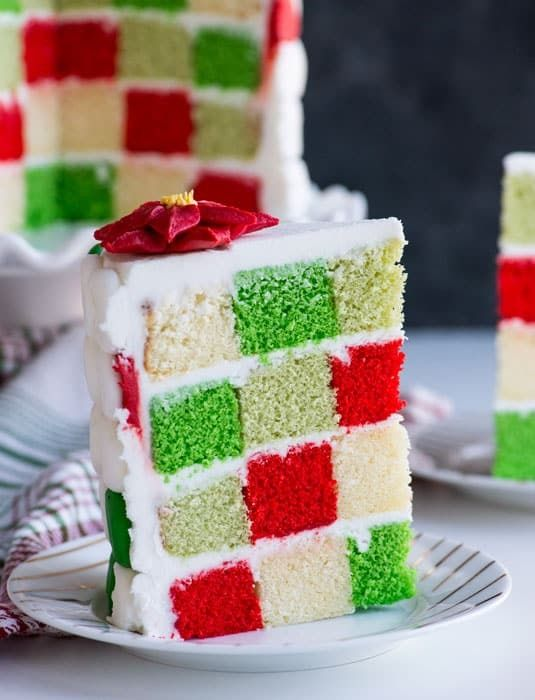 les 25 meilleures idées de la catégorie gâteaux de noël damier sur