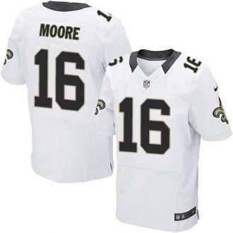 NFL Jersey's Mens New Orleans Saints Nike Black Custom Elite Jersey