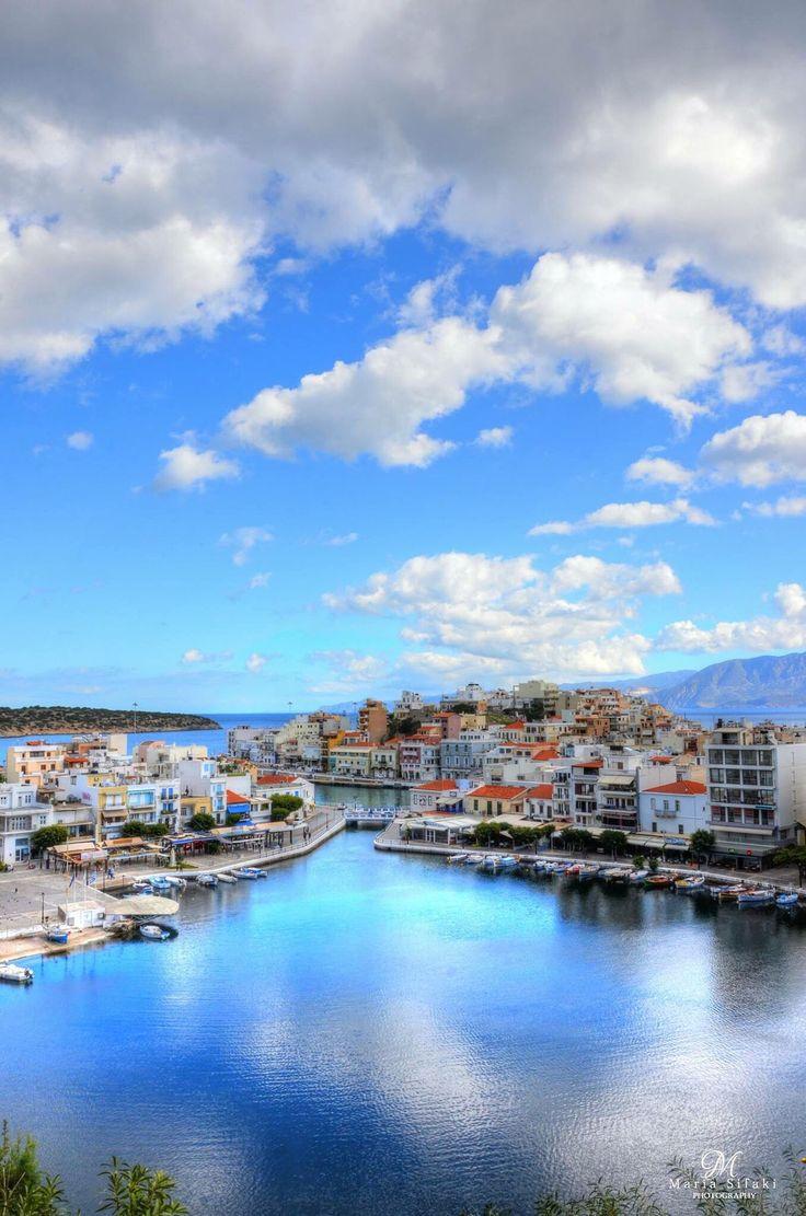 Agios Nikolaos - Crete, Greece                                                                                                                                                                                 More