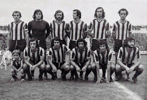 1975-1976 sezonunda Türkiye 1. Ligi'nde, Cumhurbaşkanlığı Kupası'nda ve Başbakanlık Kupası'nda şampiyonluğu kazanan Trabzonspor. Bordo-mavililerin teknik direktörlüğünü sırasıyla Şükrü Ersoy ve Ahmet Suat Özyazıcı yaptı.