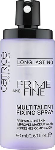 Prime And Fine Multitalent Fixing Spray