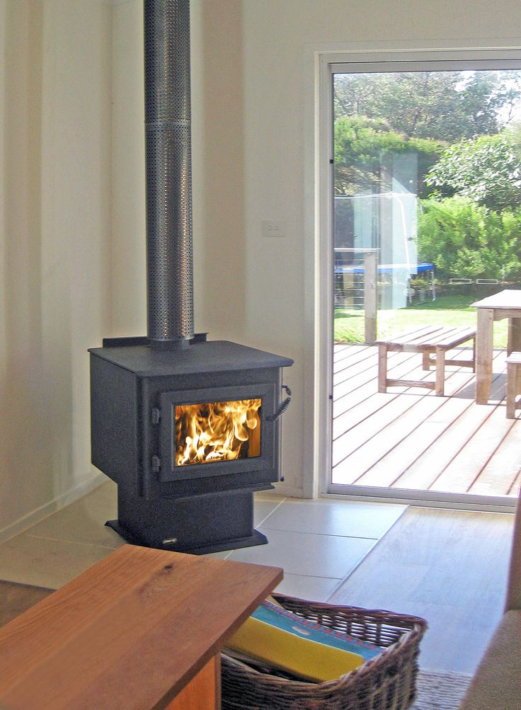 The Quadra-Fire 3100 Millennium wood stove is designed to deliver high heat output and powerful performance with minimum emissions. With a burn time of up to 10 hours, the 3100 Millennium features patented four-point combustion technology.