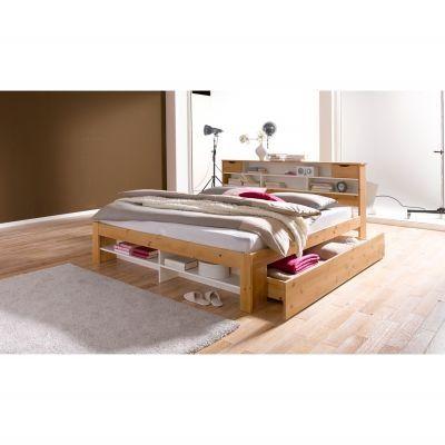 Lit mezzanine avec plan de travail tag res - Etagere lit mezzanine ...